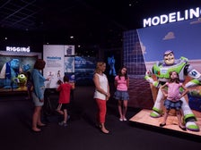 """The Science Behind Pixar"" at California Science Center"
