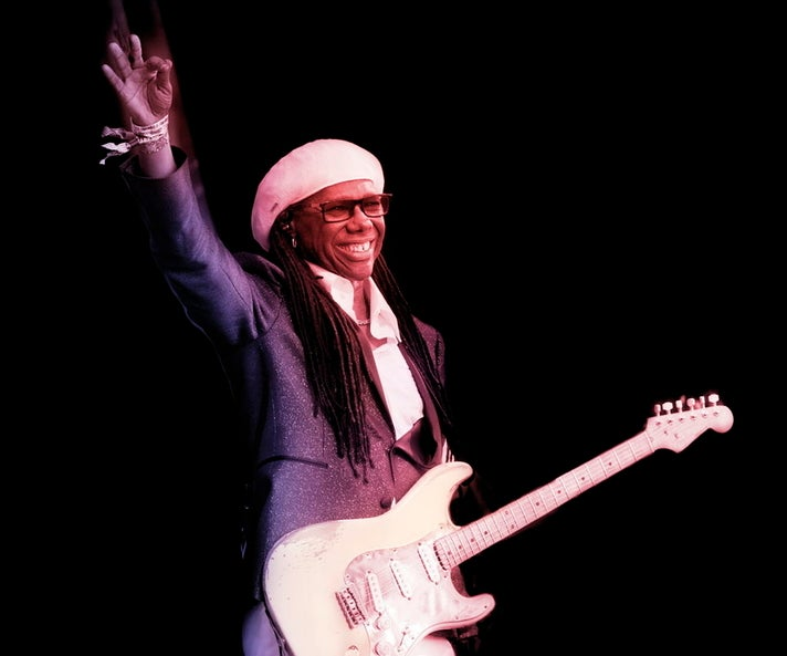 July 4th Fireworks Spectacular at the Hollywood Bowl with Nile Rodgers & CHIC
