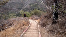Murphy Ranch stairs