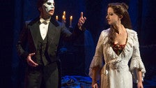 """""""The Phantom of the Opera"""" at Pantages Theatre"""