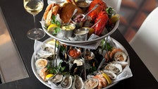 Mothershucker Platter at Fishing with Dynamite