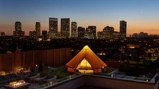 Urban Glamping at the Beverly Wilshire
