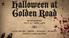 """A Night to Dismember"" at Golden Road Brewing"