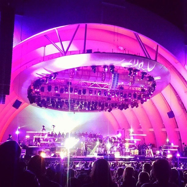 M83 with the Hollywood Bowl Orchestra